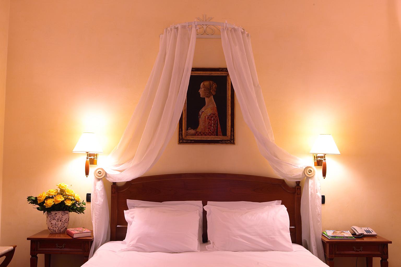 Connecting Rooms Davanzati Hotel: Small Double Room ‹ Davanzati Hotel