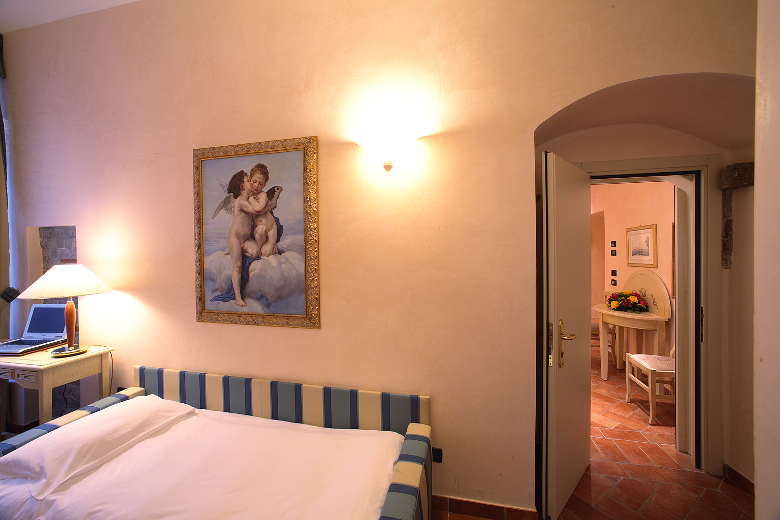 Connecting Rooms Davanzati Hotel Florence